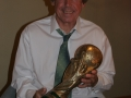 Gordon Banks with World Cup 4
